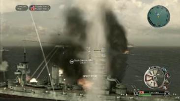 "Battlestations: Pacific ""GDC 09: Trailer"""