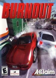 Обложка игры Burnout