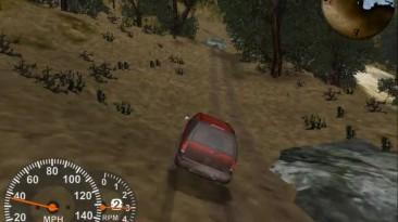 Прохождение 4х4: Evolution 2 #4 - Миссия: Парк препятствий - Под откос
