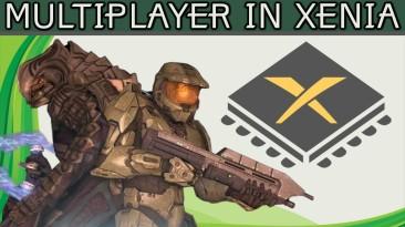 На эмуляторе Xbox 360 стал работать мультиплеер и разделенный экран!