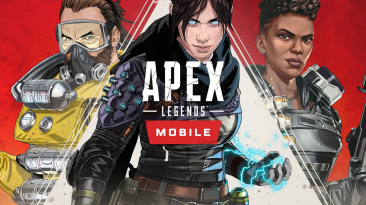 Анонс Apex Legends Mobile