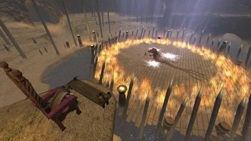 В Age of Conan появилась Pit Master's арена