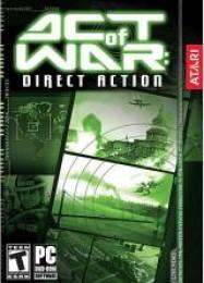 Обложка игры Act of War: Direct Action
