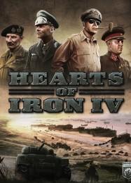 Обложка игры Hearts of Iron 4