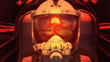 Трейлер обновленного атомного взрыва в War Thunder