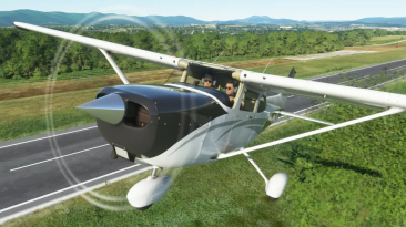 Microsoft Flight Simulator получит официальную поддержку VR в конце этого месяца
