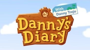 Бабочки в карманах и рецепт матрёшки - Дэнни Трехо показал свой остров в Animal Crossing
