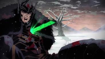 Трейлер даты релиза Death's Gambit