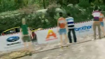 "WRC 3 ""Challenges Mode Trailer"""
