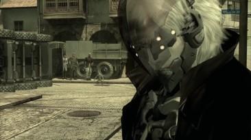 В Metal Gear Solid 4 теперь можно играть на ПК