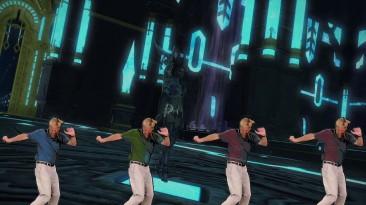 Разработчики FFXIV станцевали мемный танец из знаменитого видео