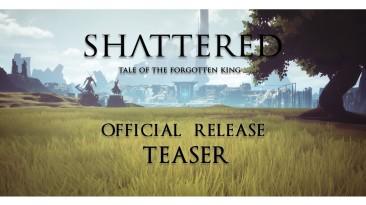 Shattered: Tale of the Forgotten King для ПК выйдет 17 февраля
