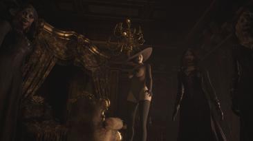 """Resident Evil: Village """"X-наряд для Леди Димитреску"""""""