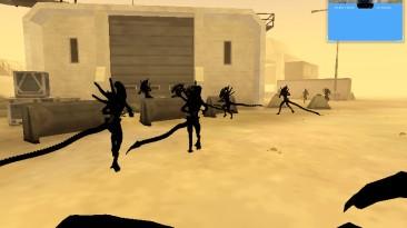 "Battlefield 2142 ""Атака Чужих"""