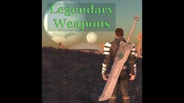 "Kenshi ""Legendary weapons rus"""