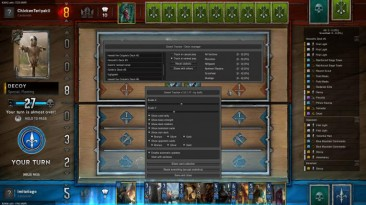 """Gwent: The Witcher Card Game """"Gwent Tracker"""""""