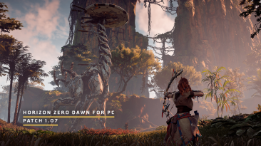 "Horizon: Zero Dawn ""Патч 1.07"""