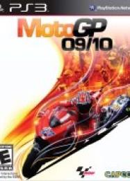 Обложка игры MotoGP 09/10
