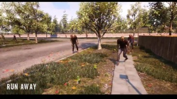 BEYOND DEATH - Официальный трейлер (New Open World Zombie Game) 2018