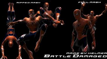 "Spider-Man: Web of Shadows ""Побитый костюм Рейми"""