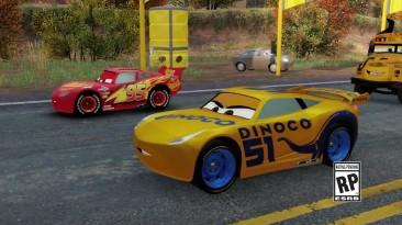Анонсирована Cars 3: Driven to Win