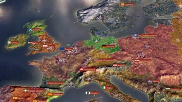 Глобальная стратегия Realpolitiks выйдет на Nintendo Switch