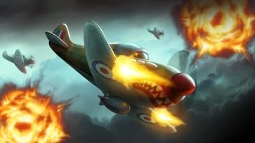 Тизер обновленной версии Aces of the Luftwaffe, которая выйдет на Switch, PS4, Xbox One и PC осенью
