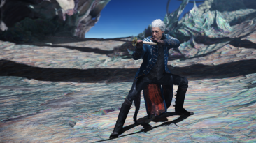 """Devil May Cry 5 """"Vergil's costume recolors"""""""