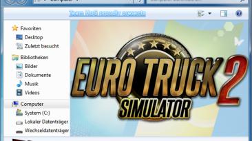 Euro Truck Simulator 2: Трейнер/Trainer (+7) [1.37.1.0s] {iNvIcTUs oRCuS / HoG}