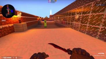 Майнкрафт в Counter-Strike: Global Offensive