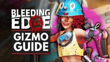 Bleeding Edge - способности, спецспособности и супер-способности Гизмо