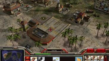 """Command & Conquer Generals: Zero Hour """"Карта - Krakatau"""""""