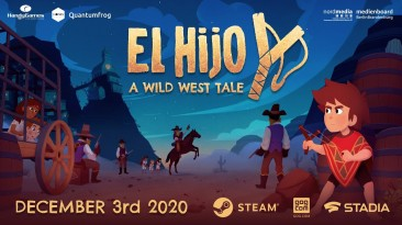 El Hijo - A Wild West Tale выйдет на ПК и Stadia 3 декабря 2020