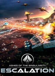 Обложка игры Ashes of the Singularity: Escalation