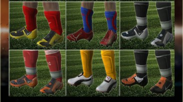 """FIFA 09  """"Red Boots Pack"""""""