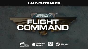 Состоялся релиз стратегии Aeronautica Imperialis: Flight Command