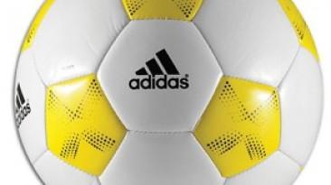 """FIFA 13 """"Мяч Adidas 11pro Glider желт\бел"""""""