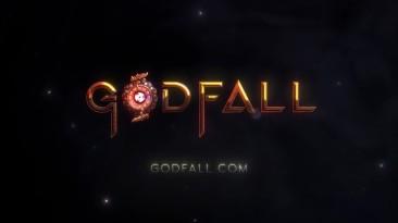 Godfall - Трейлер TGA 2019 на русском - VHSник