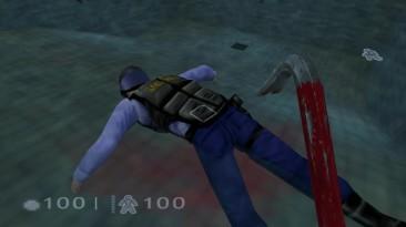 Half-Life Decay - Пасхалка с Барни