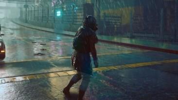 Игроки заметили, что в Cyberpunk 2077 чаще идут дожди. Это связано с выходом патча 1.21
