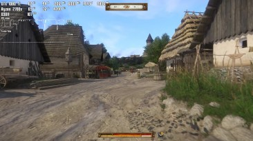 Kingdom Come: Deliverance 2700x 1080 ti 3533cl14 Ultra/Highest/High/Medium/Low 1080p