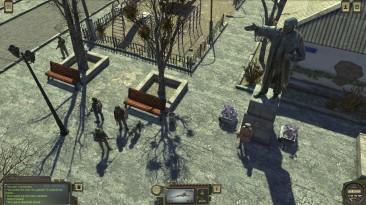 Новые скриншоты Atom RPG - локация Трудоград