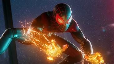 Обновление 1.11 для Spider-Man: Miles Morales, еще больше повышает производительность и стабильность