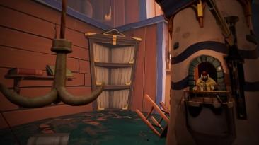 Приключение A Fisherman's Tale анонсировано для PlayStation VR и других VR-устройств