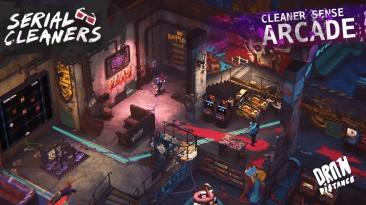Мастер-класс по очистке места преступления в новом трейлере Serial Cleaners