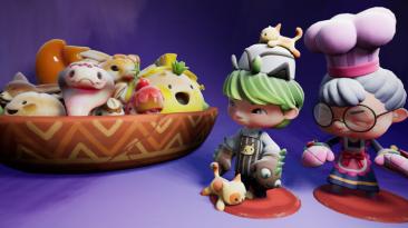 Кооперативная игра про приключения булочек Bake 'n Switch вышла на Nintendo Switch