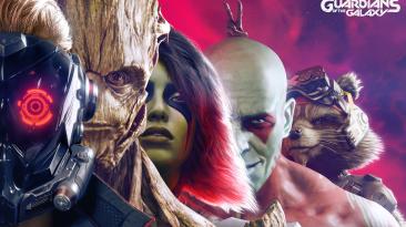 Состоялся ПК-релиз Marvel's Guardians of the Galaxy