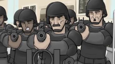 Как должен был закончиться Call of Duty Modern Warfare 2 (Русская озвучка)