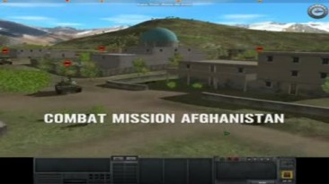 "Combat Mission: Afghanistan ""Геймплей: Обзор деревни"""