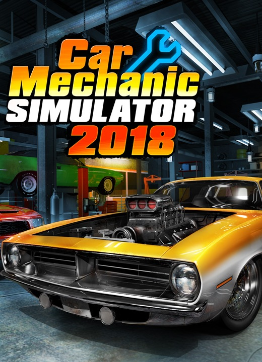 Файлы Car Mechanic Simulator 2018 - патч, демо, demo, моды
